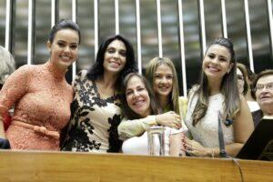 O requerimento para a realização da audiência foi assinado pelas deputadas Mara Gabrilli (SP), Geovânia de Sá (SC), Mariana Carvalho (RO), Bruna Furlan (SP) e Shéridan (RR)