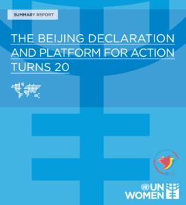 ONU Beijing +20
