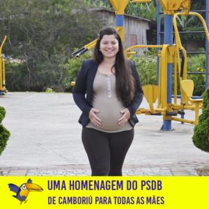 Dia das maes PSDB Camboriu