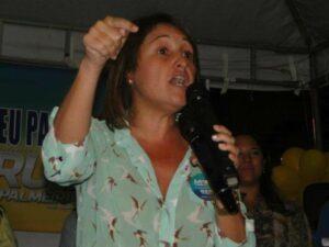 Adriana Toledo Foto: SECOM/Maceió