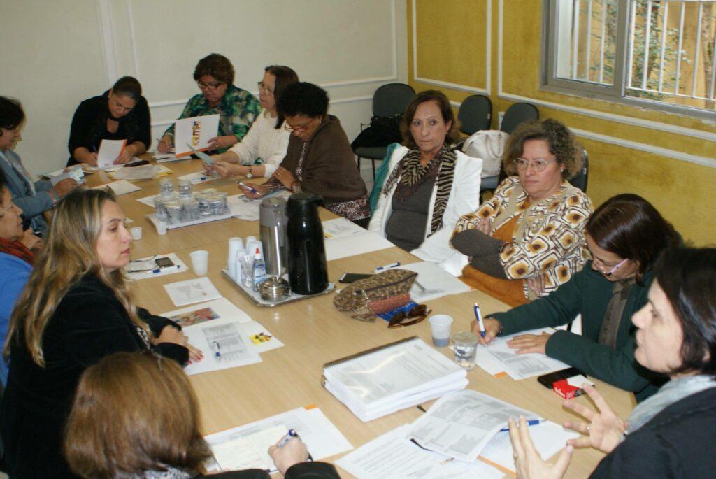 Executiva reunida no Diretório Estadual prepara ações para novo mandato com foco na preparação das mulheres para a política e ampliação do Secretariado no estado