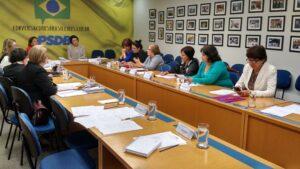 Reunião da Executiva 17 de junho