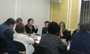 Nancy Thame defendeu o fortalecimento do partido por meio das Coordenadorias Regionais