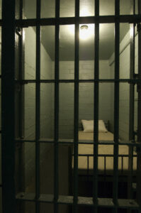 Prison Cell --- Image by © moodboard/Corbis