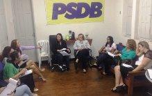 Para a presidente Iraê Lucena, o PSDB - Mulher terá uma forte ação política