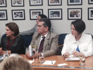 Solange Jurema, Eduardo Jorge e Nancy Ferruzzi Thame