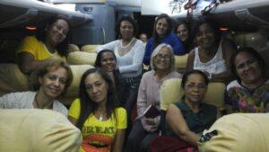 Delegação do Pará na estrada