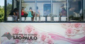 mamografia de rastreamento deve passar a fazer parte da rotina da vida da mulher na faixa etária preconizada. A estratégia prevê que todas as mulheres de 50 a 69 anos, a cada dois anos, no mês de seu aniversário, realizem o exame, sem a necessidade de pedido médico