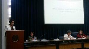 Estado e municípios reunidos na pré-conferência deram o tom da unidade em favor das conquistas de gênero
