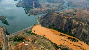 Espírito Santo - Fotos aéreas da Usina de Aimorés, em Minas Gerais, na divisa com o Espírito Santo (Secom/Governo do Espírito Santo)