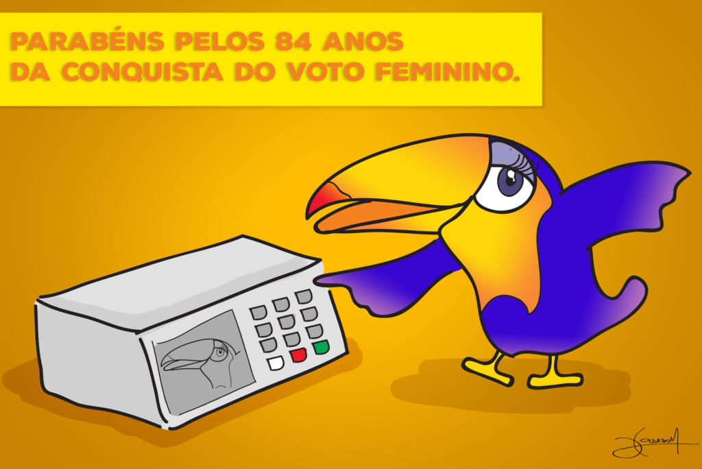CHARGE-psdb-mulher