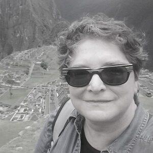Foto do perfil do Facebook de Cora Rónai