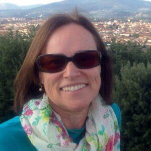 Dra Cynthia Mesquita - Arquivo pessoal