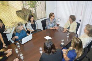 Reunião suprapartidária lança nome de Solange Jurema para a SNPM
