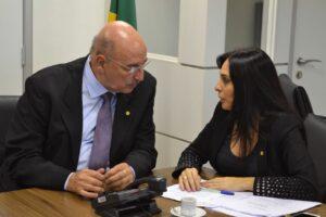 Foto: Assessoria da deputada Geovanea de Sá