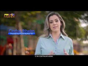Cinthia Ribeiro é presidente do PSDB Mulher RR