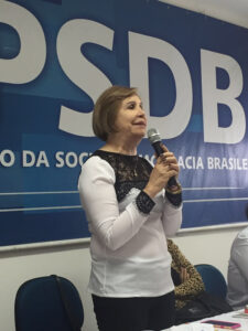 Terezinha Nunes - Foto: Karla Vasconcelos