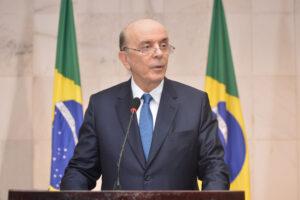 Discurso do ministro José Serra na cerimônia de transmissão do cargo de ministro de Estado das Relações Exteriores. Brasília, 18 de maio de 2016 Foto: Jessika Lima/AIG-MRE