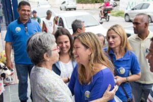 Foto: Facebook da candidata