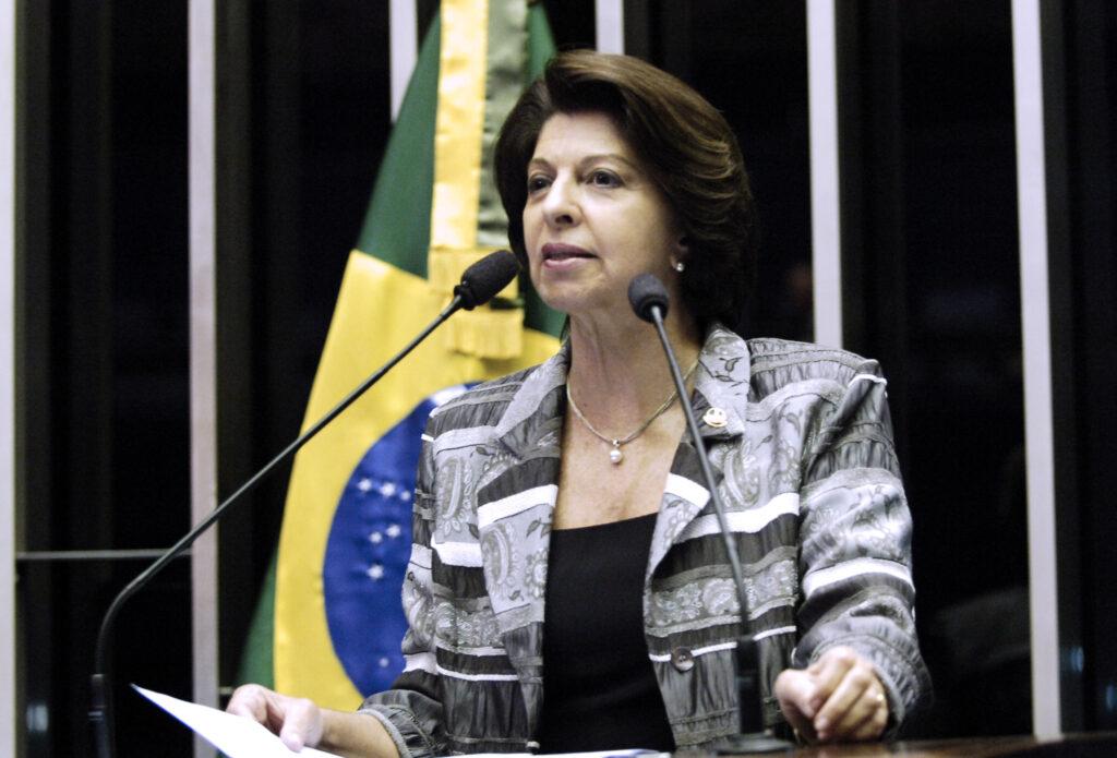 MARISA SERRANO (MS) É ELEITA PRESIDENTE DO SEGMENTO
