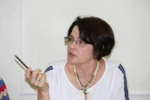 Nancy Thame, presidente do PSDB Mulher SP - Foto: Chris balbys