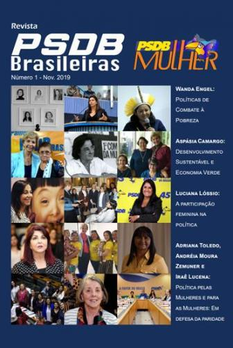 Revista PSDB Brasileiras/PSDB-Mulher – Edição nº1