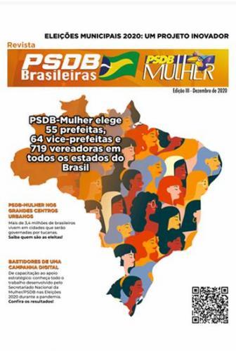 Revista PSDB Brasileiras/PSDB-Mulher – Edição nº3